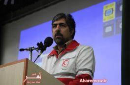 موقوفات خیرین پشتوانهای بزرگ برای جمعیت هلالاحمر آذربایجان شرقی محسوب میشود