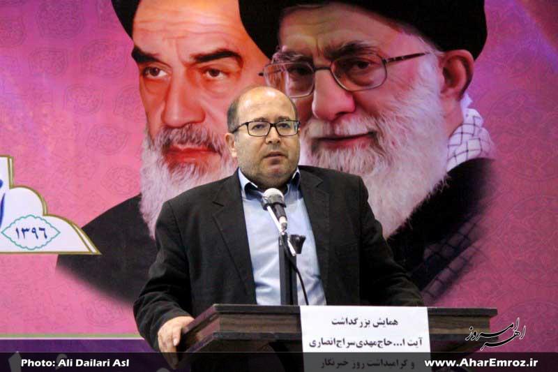 جایگاه فرهنگ مکتوب در جامعه بهخوبی قابللمس نیست/ نخستین خبرنگار انقلاب اسلامی ارسبارانی است