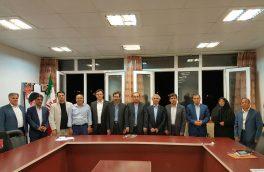 نشست صمیمی اعضای شورای اسلامی شهر اهر دوره های چهارم و پنجم و خبرنگاران برگزار شد