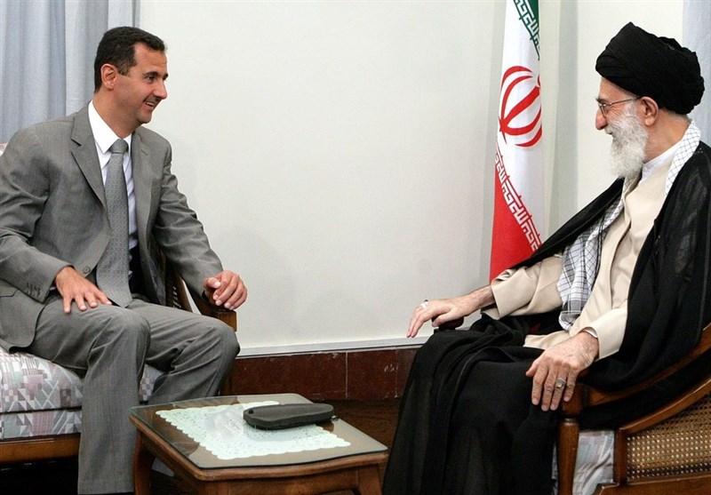 نامه بشار اسد به امام خامنهای/مردم ایران را در پیروزی دیرالزور شریک میدانیم