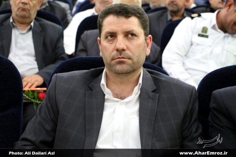 رحیم عبدالهی به عنوان دادستان عمومی و انقلاب شهرستان اهر منصوب شد
