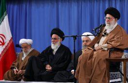 """امام خامنهای: فلسطین آزاد خواهد شد/ امروز آمریکا و رژیم صهیونیستی """"فرعون"""" هستند"""