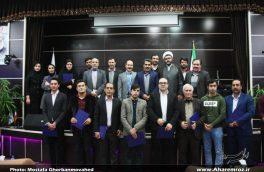 تصویری/ محفل شعر و ادب به مناسبت هفته وحدت در دانشگاه آزاد اسلامی واحد اهر
