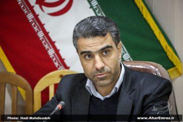 """حکم """" کمال امید """" بهعنوان بیستمین شهردار اهر تأیید شد/ احتمال برگزاری معارفه شهردار اهر در هفته جاری"""