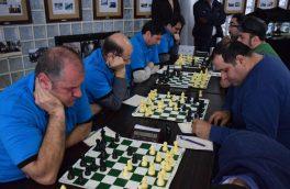 اهر قهرمان لیگ شطرنج آذربایجان شرقی شد