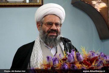 با شرکت در راهپیمایی یوم ا.. ۲۲ بهمن دین خود را نسبت به جمهوری اسلامی ایران ادا خواهیم کرد