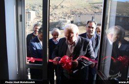 تصویری/  افتتاح مسکن مددجویی کمیته امداد در روستای پینجیک شهرستان اهر