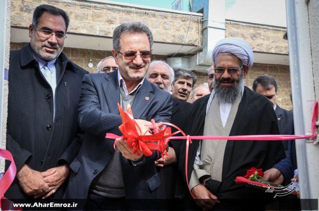 تصویری/ افتتاح اورژانس اجتماعی شهرستان اهر