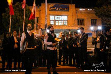 موسوی: جشنواره نوروز اهر با تکم گردانی چهارشنبه سوری کلید خورد