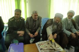 تصویری/ حضور امام جمعه اهر در سپاه ناحیه شهرستان بمناسبت روز پاسدار
