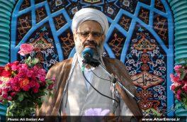 لبخندهای آمریکا را در قبال ایران حکم خنجر میدانیم/ ترامپ فکر میکند میتواند با شماره تماس دادن سر ملت و مسئولان ایران کلاه بگذارد
