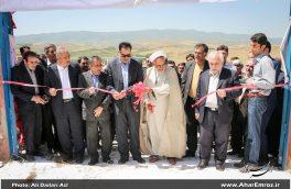 تصویری/ افتتاح مرغداری گوشتی ۲۰ هزار قطعهای عبادپور در روستای اشدلق اهر