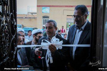 دفتر کانون بسیج ورزشکاران شهرستان اهر افتتاح شد