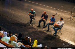 تصویری/  گرده همایی قره داغی های مقیم تهران در برج آزادی وتبادل نظر درخصوص جشنواره تئاتر کوتاه ارسباران