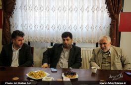 تکمیل زنجیره تولید گوشت سفید در اهر خدمتی به صنعت مرغداری آذربایجان شرقی است