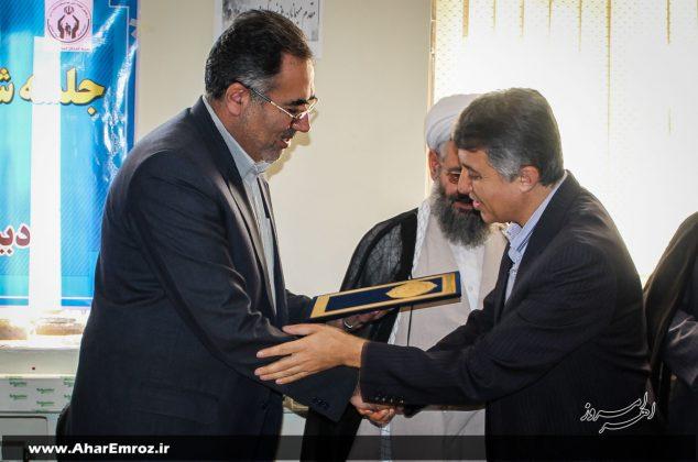 تصویری/ جلسه شورای زکات شهرستان اهر