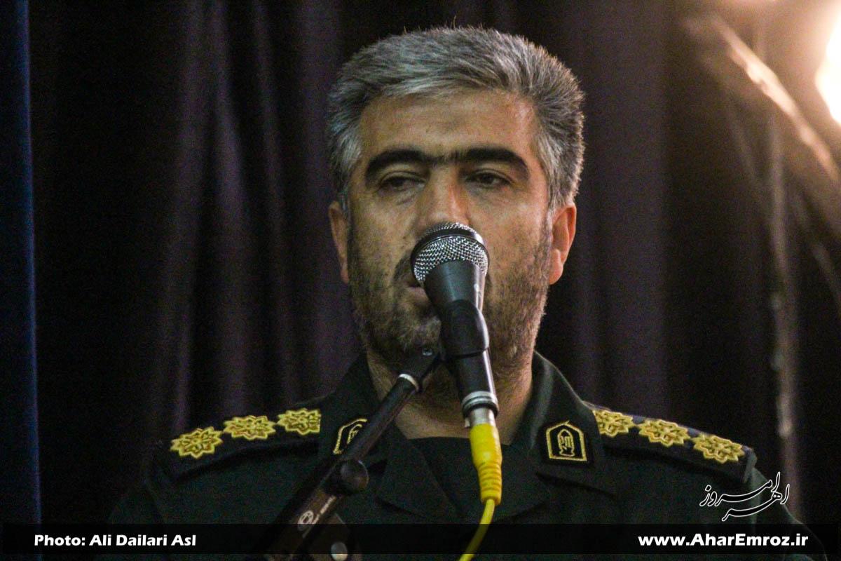 یادواره شهدای منطقه ارسباران با سخنرانی سردار فضلی در اهر برگزار میشود