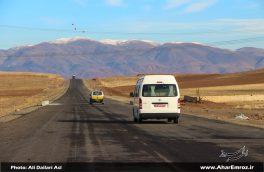 بزرگراه اهر ـ تبریز تا سال آینده بهرهبرداری میشود