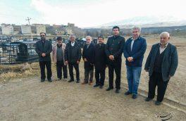 اختصاص بخشی از آرامستان حاج معین برای قطعه هنرمندان شهرستان اهر