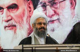 برخیها دستاوردهای انقلاب اسلامی را بهعمد پنهان میکنند/ مردم علیرغم مشکلات اقتصادی و معیشتی هنوز پای انقلاب ایستادهاند