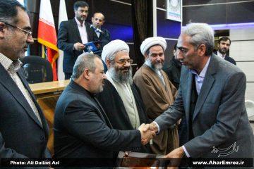 علی سلیمیشاملو به عنوان سرپرست جدید دانشگاه آزاد اسلامی واحد اهر معرفی شد