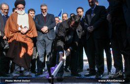 واحد تولید کنسانتره «نفلینسینیت کلیبر» با حضور وزیر صنعت کلنگزنی شد