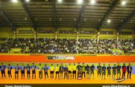 تصویری/ روز پایانی مسابقات فوتسال جام رمضان سال ۹۸ در اهر