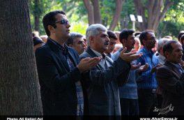 تصویری/ اقامه نماز عید سعید فطر در اهر