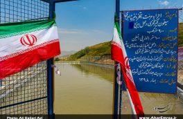تصویری/ افتتاح پروژههای جهاد کشاورزی شهرستان اهر