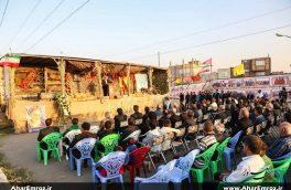 تصویری/ یادواره شهدای آبروی محله شهید علی حسین همتجو