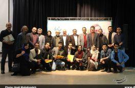 تصویری/ اختتامیه نخستین جشنواره تئاتر منطقه چهار آذربایجان شرقی در اهر