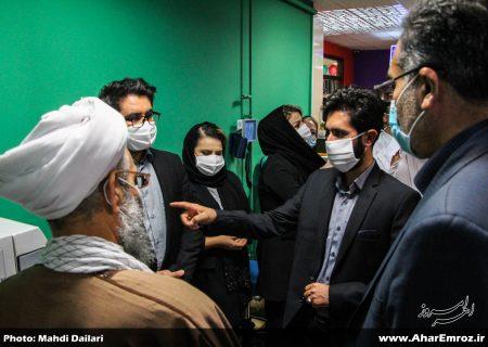 تصویری/ مراسم افتتاحیه درمانگاه شبانه روزی روز سالم