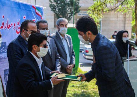 رئیس بیمارستان ۱۴۹ تختخوابی باقرالعلوم اهر معرفی شد