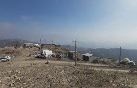 ۱۵ خانوار ساکن دائمی روستای کرکسر در کاکنسهای اسکان موقت ساکن شدند/ عملیات احداث واحدهای مسکونی بهزودی آغاز میشود
