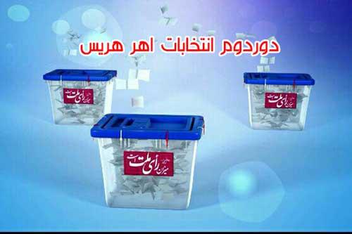 انتخابات مرحله دوم حوزه اهر و هریس تایید میشود؟/ اعلام نتیجه بازرسی انتخابات اهر از سوی شورای نگهبان