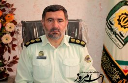 سارق کیف زن در اهر به ۲۰ فقره سرقت دستگیر شد