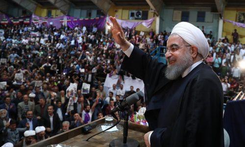 """روحانی: دریاچه ارومیه خشک میشد کشاورزی از بین میرفت/ باید با کسب قدرت """"بازار دنیا"""" را پس بگیریم"""