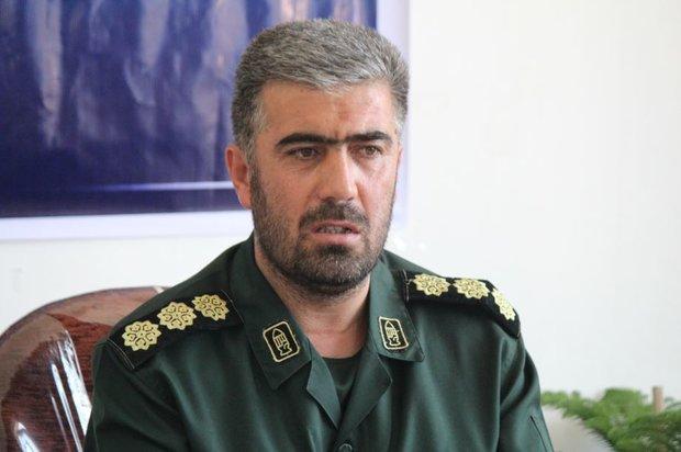 هرجایی که دستاوردهای انقلاب به خطر بیفتد سپاه وارد عرصه میشود/ مصالح اسلام و انقلاب اسلامی ارجحتر از مصالح افراد است