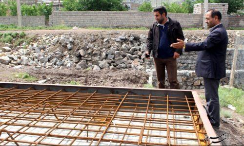 احداث باسکول ۶۰ تنی در روستای ورگهان/ اهالی ورگهان از نبود آب شرب رنج می برند