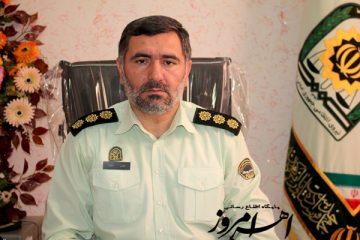 دستگیری ۲ نفر سارق با ۱۰ فقره سرقت در اهر