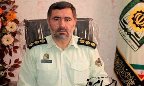 نیروی انتظامی امنیت لازم برای برگزاری یک انتخابات پرشور فراهم کرده است