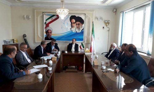 جلسه شورای مشورتی امور ایثارگران فرمانداری اهر برگزار شد