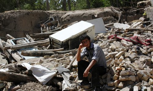خانههای خشتی که با یک تکان فروریخت/ بیتوجهی مسئولان نسبت به ریسکپذیری وقوع زلزله در تبریز