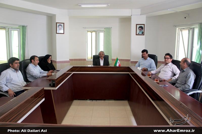 اعضای جدید هیئت رییسه شورای اسلامی شهر اهر برای سال دوم مشخص شد