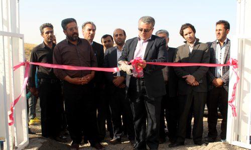 افتتاح ۵۴ پروژه عمرانی و خدماتی در روستاهای شهرستان اهر