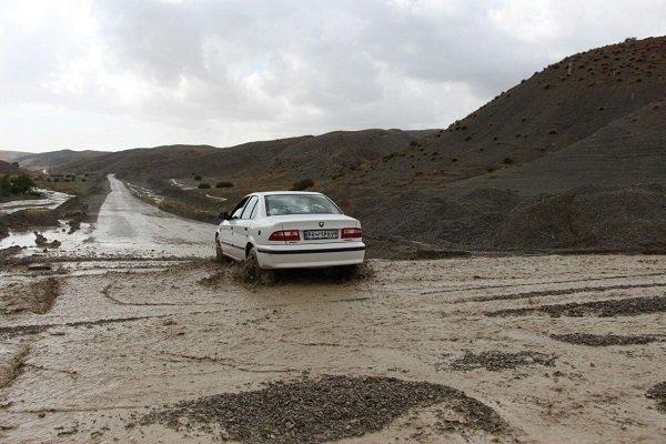 خسارت ۷ میلیارد ریالی سیل به بخش کشاورزی شهرستان هوراند