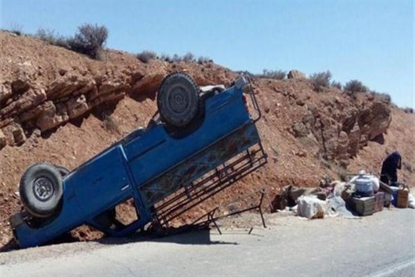 تصادف خونین در جاده اهر مشگین شهر جان دو راننده را گرفت