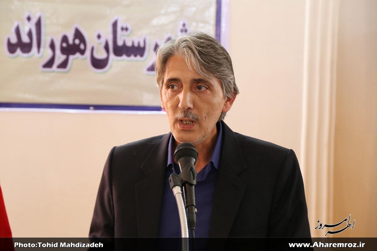 هوراند به شهرستان سبز آذربایجان شرقی تبدیل میشود/ گازرسانی به ۱۳ روستای هوراند