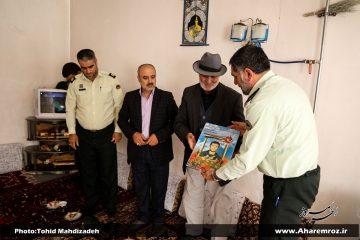 ادامه راه شهدا مهمترین و بالاترین ارزشهاست/ تجلیل از خانواده شهدا به مناسبت هفته نیروی انتظامی