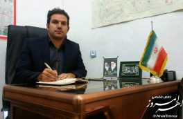 علی میرزایی به عنوان بیستمین شهردار اهر انتخاب شد